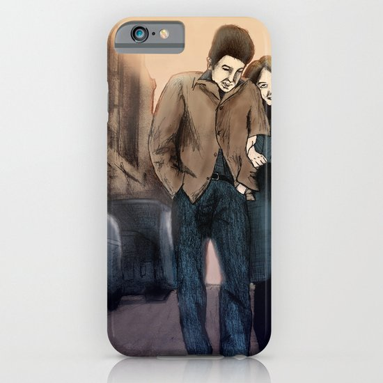 Freewheelin' iPhone & iPod Case