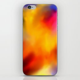 Color party iPhone Skin