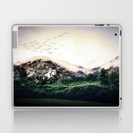 The Liveliness of Wildlife Laptop & iPad Skin