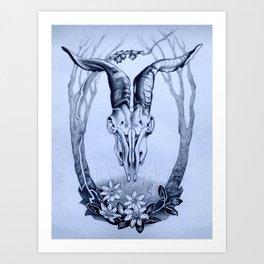 Epilogue Art Print