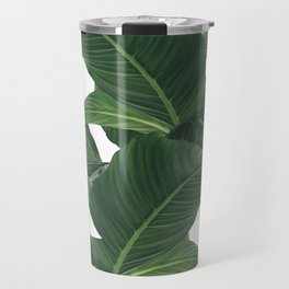 palm waves Travel Mug