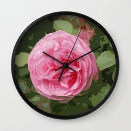 Rose_2014_0905 Wall Clock