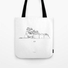 Ischia Tote Bag