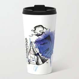 Weekends Travel Mug