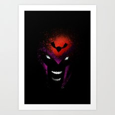 The Strategist Art Print
