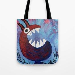 Scream #Funny creature Series Tote Bag