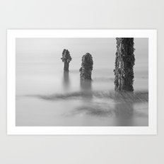 The Rising Tide Art Print