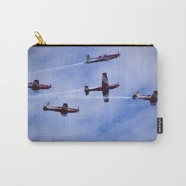 Red In The Sky Carry-All Pouch