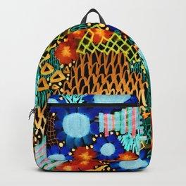 Star Flowers Backpack