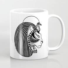 Tefnut Egyptian Goddess Coffee Mug