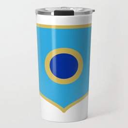 New Member Badge Travel Mug