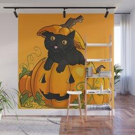 Halloween 2015 - Barnabas Wall Mural