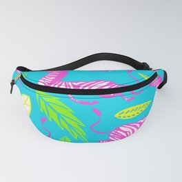 Zebra Pattens big Fanny Pack