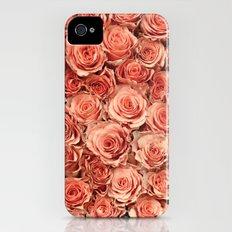 Roses iPhone (4, 4s) Slim Case