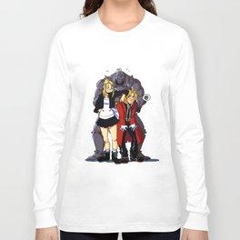 Fullmetal Alchemist Long Sleeve T-shirt
