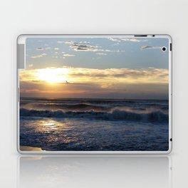 ocean spray Laptop & iPad Skin