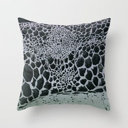 cellscape Throw Pillow