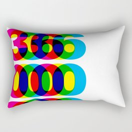 Homelessness Rectangular Pillow