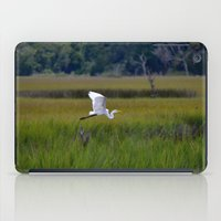 grace iPad Cases featuring grace by Lisa Carpenter