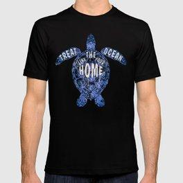 ocean omega (variant 3) T-shirt