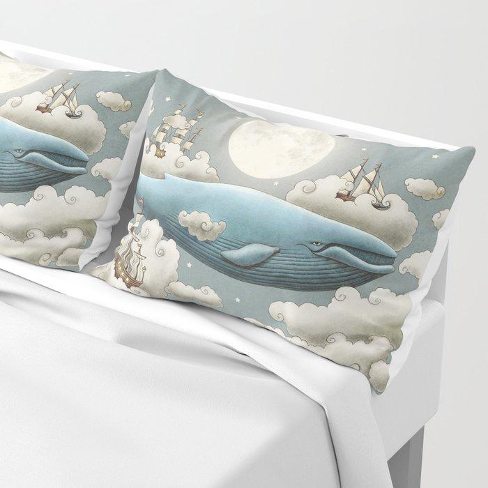 Ocean Meets Sky Kissenbezug