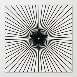 pattern 100 Canvas Print