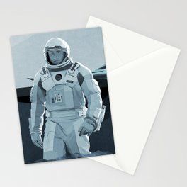 Interstellar Stationery Cards