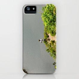 Lake Açores iPhone Case