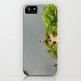 Lake Açores iPhone Case