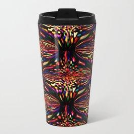 Ornament Pattern Travel Mug