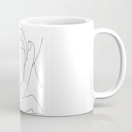 Tongue And Cheek Coffee Mug