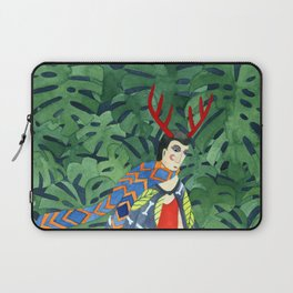 The troubled prince of the greenhouse Laptop Sleeve