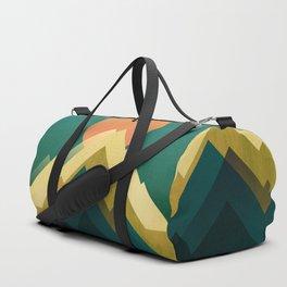 Gold Peak Duffle Bag