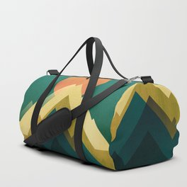 Gold Peak Duffle Bag