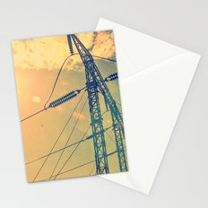 Holding The Power Stationery Cards