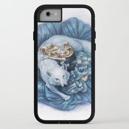 Queen of the North iPhone Case