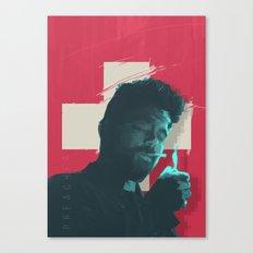 preacher - tv series Canvas Print