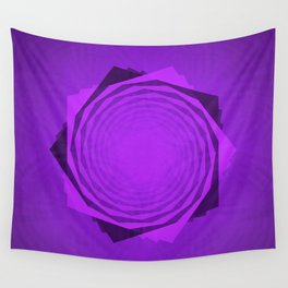 The Future of Pentagrams Part 2 Wall Tapestry