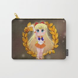 Pretty Star Girl Love Carry-All Pouch