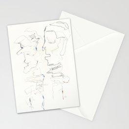 Odd Couple Stationery Cards