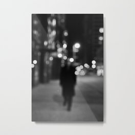 Disappearance Act I Metal Print