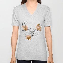 spring cervo Unisex V-Neck