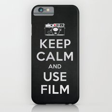 Keep Calm And Use Film iPhone 6s Slim Case