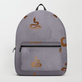 Snakes Backpack