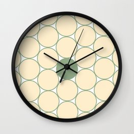Rounds Wall Clock