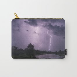 Storm Warning Lightning Strike Carry-All Pouch