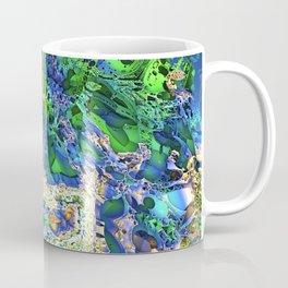 Mean Coral Coffee Mug