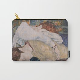 Two as one Carry-All Pouch