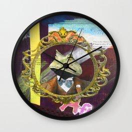 Horace 'Horny' Gleason Wall Clock
