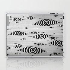 Mystic Yam Eyes Laptop & iPad Skin